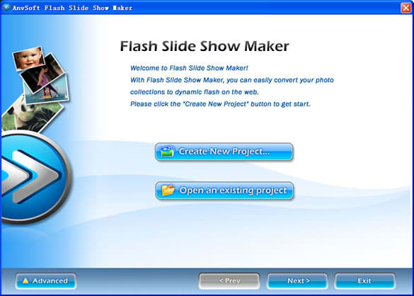 Flash Slideshow Maker