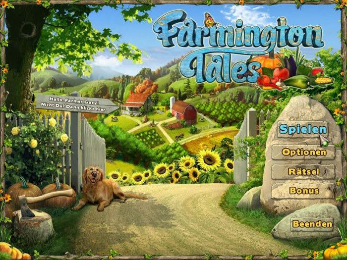 Farmington Tales: Geschichten vom Land