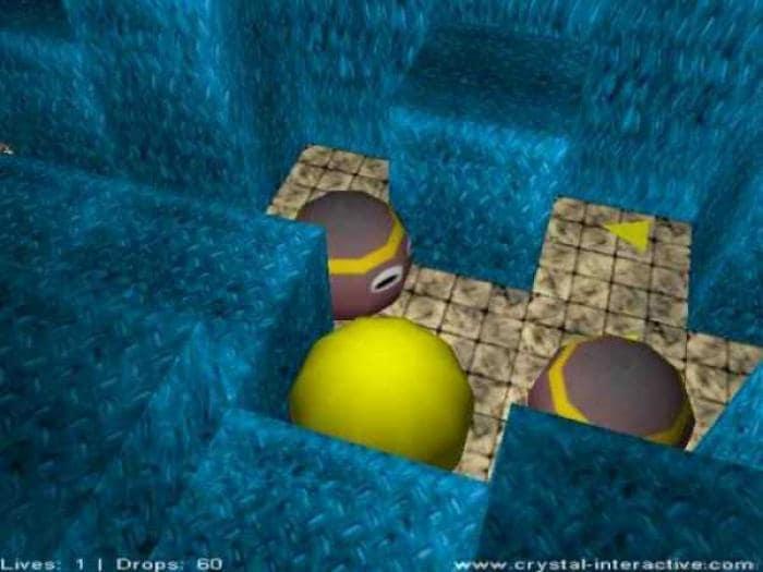 PacMan 3D (Direct 3D)