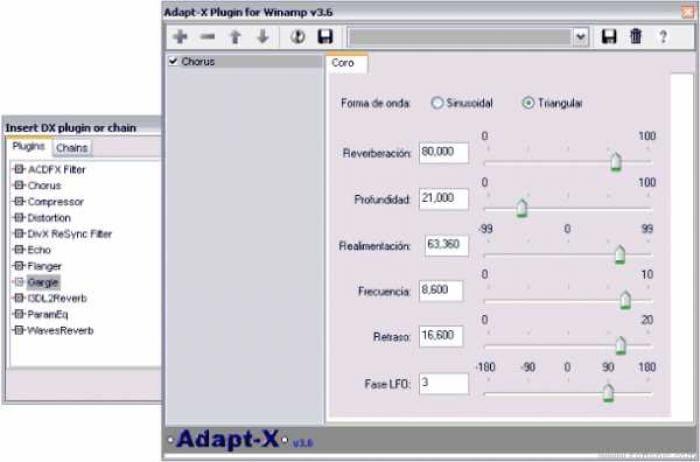 Adapt-X plugin