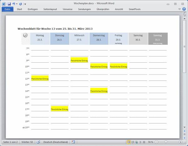 Schön Kalender 2015 Word Vorlage Ideen - Dokumentationsvorlage ...