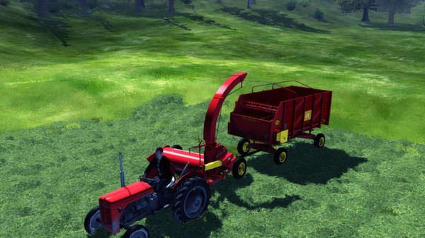 Symulator Farmy: Legendarne Maszyny