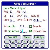 MDRD-Gault GFR Calculator