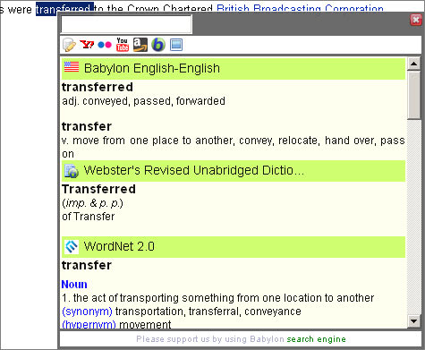 Quick TransLation