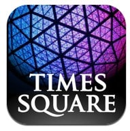 Times Square Official New Year's Eve Ball App - 2014