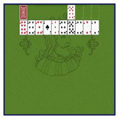 Two Castles Solitaire
