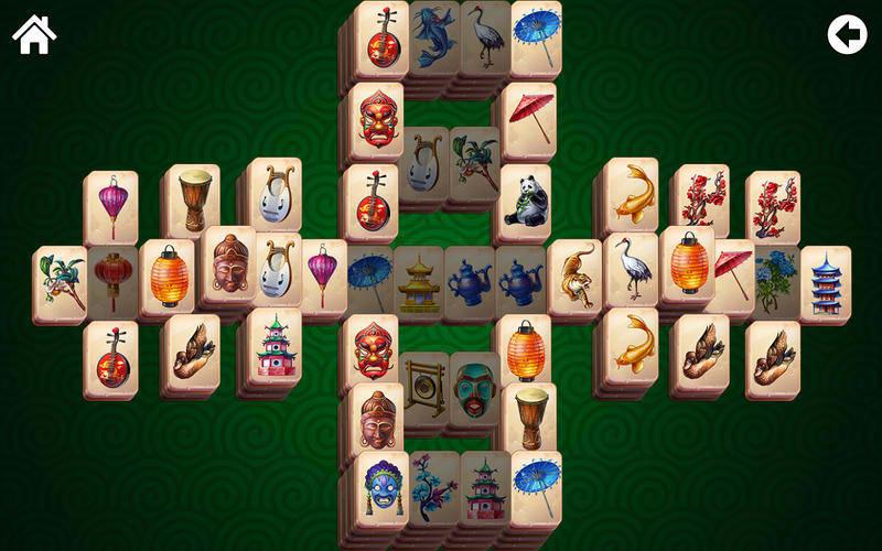 Mahjong Solitaire Epic