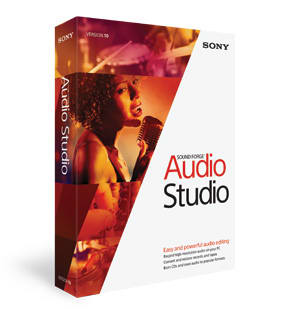 Sound Forge™ Audio Studio