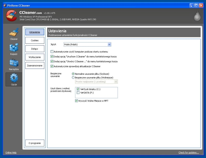 CCleaner Portable