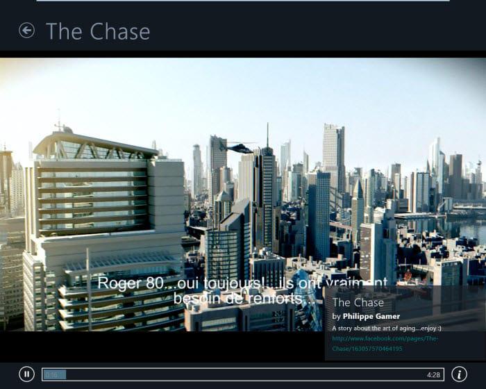Vimeo para Windows 10