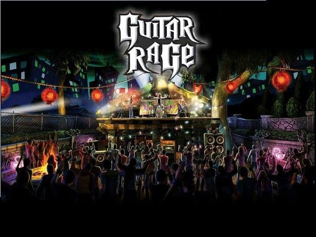 Guitar Rage