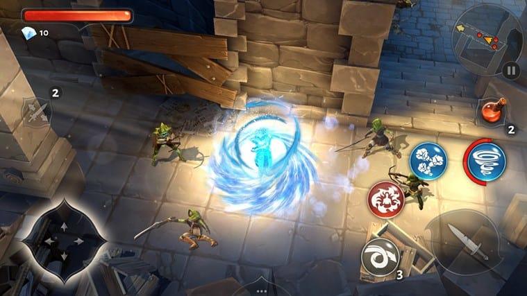 Dungeon Hunter 5 for Windows 10