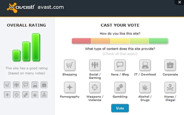 avast! Online Security