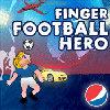 Finger Football Hero