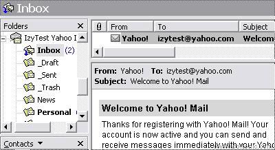 IzyMail