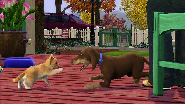 The Sims 3: Zwierzaki