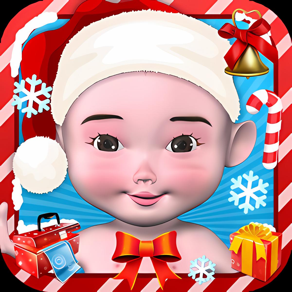 Navidad del bebé Nursery funga