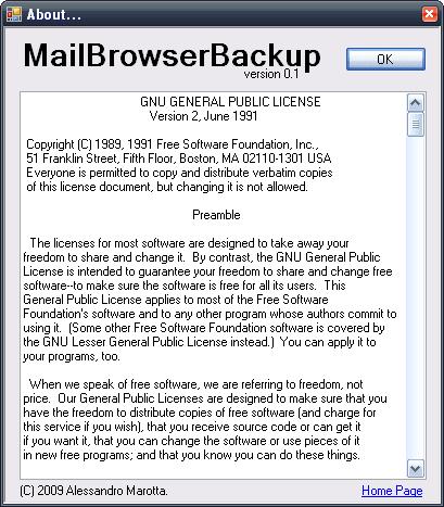 MailBrowserBackup