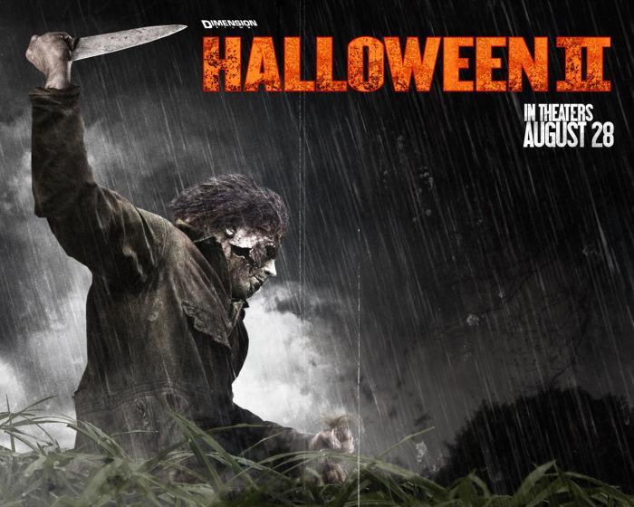 Halloween II Papel de Parede