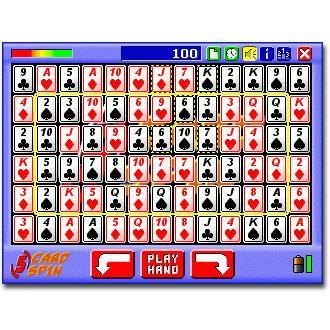 5 Card Spin