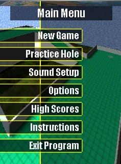 Harry Putter's Crazy Golf