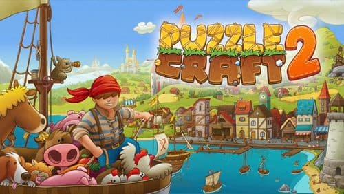 Puzzle Craft 2