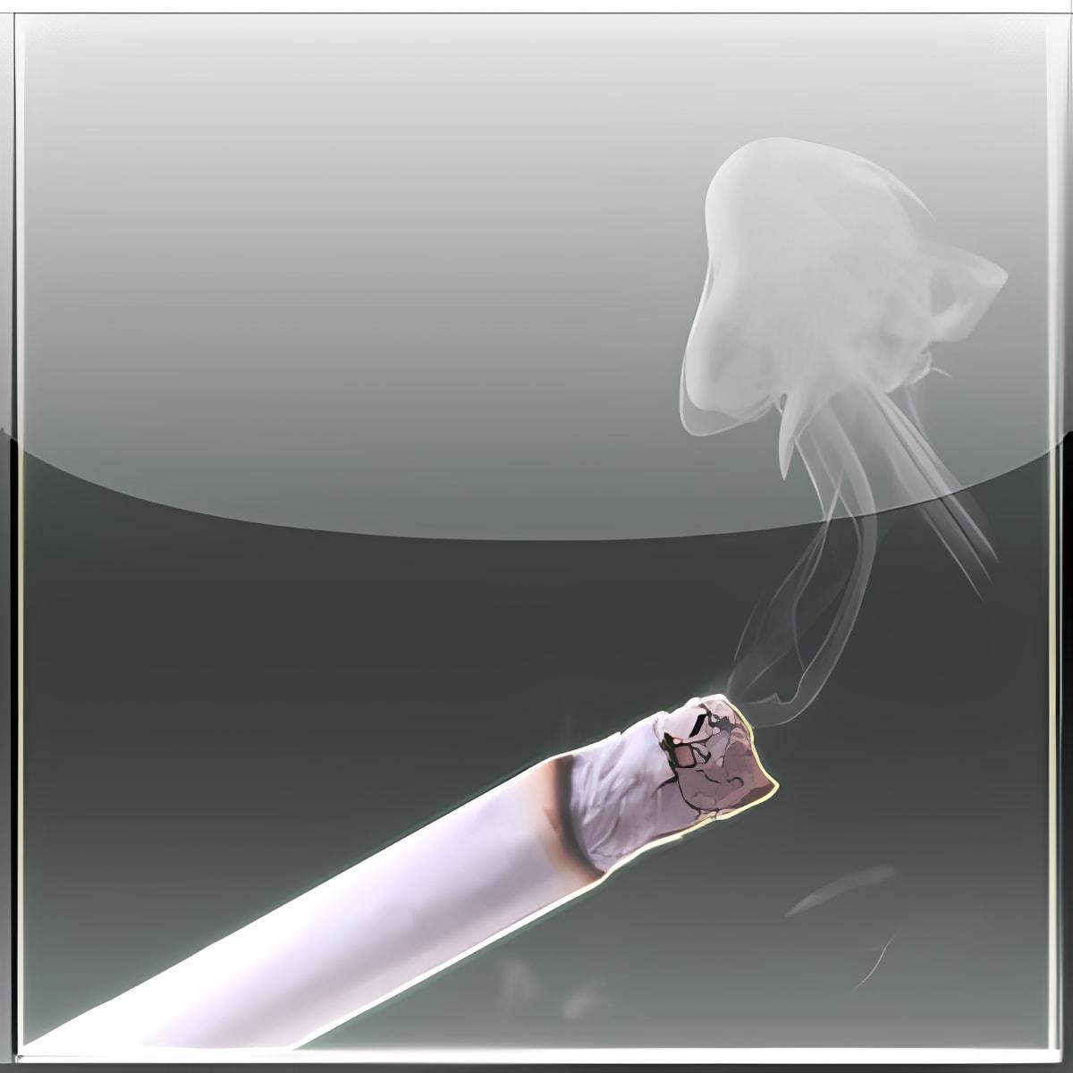 Wirtualny papieros