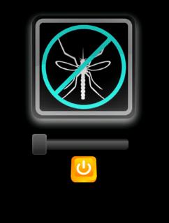 Sonic Komary (Sonic Mosquito Repellent)