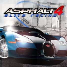 Asphalt 4 Elite Racing