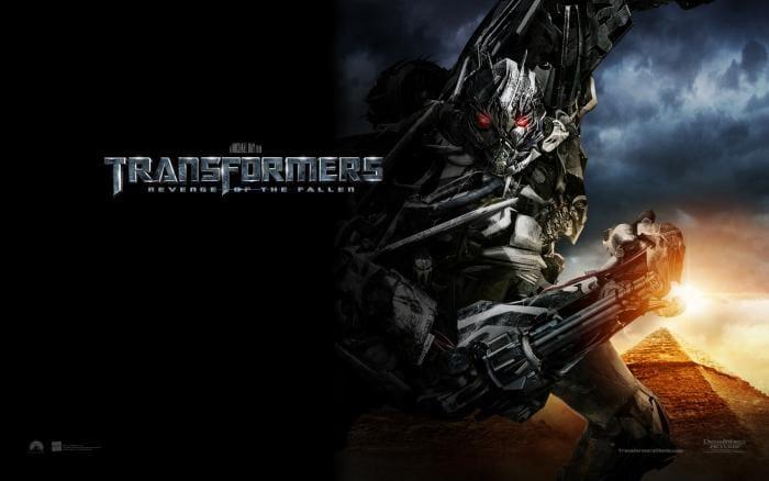 Transformers - A Vingança dos Derrotados Papel de Parede