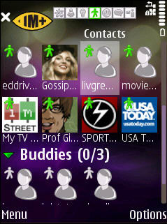IM+ Instant Messaging for Symbian S60