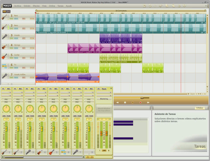 MAGIX Music Maker Hip-Hop Edition