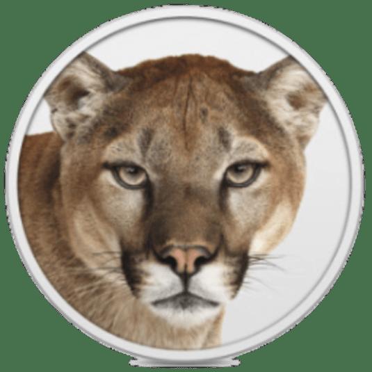 Mountain Lion Skin Pack