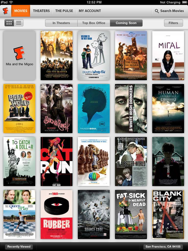 Fandango Movies - Times & Tickets