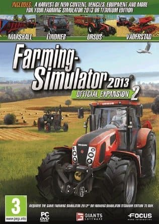 Farming Simulator 2013: Official Expansion 2