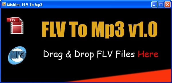 Flv To Mp3