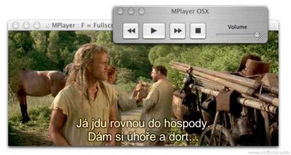 MPlayer OS X