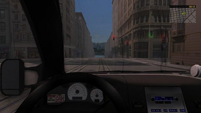 Bus Cable Car Simulator