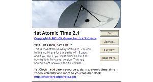 1st Atomic Time