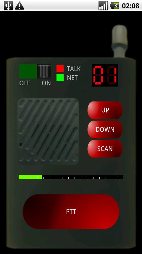 Virtual Walkie Talkie