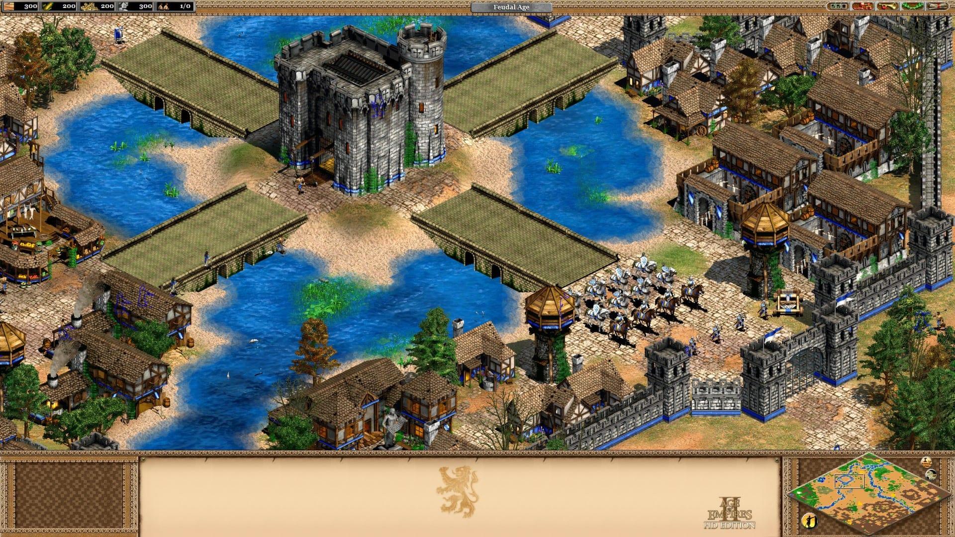 Téléchargement: <b>Age</b> <b>of</b> <b>Empires</b> <b>II</b>: The <b>Age</b> <b>of</b> Kings jeu PC ...