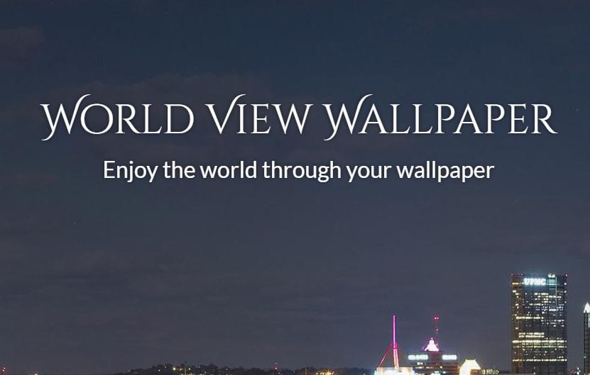 World View Wallpaper