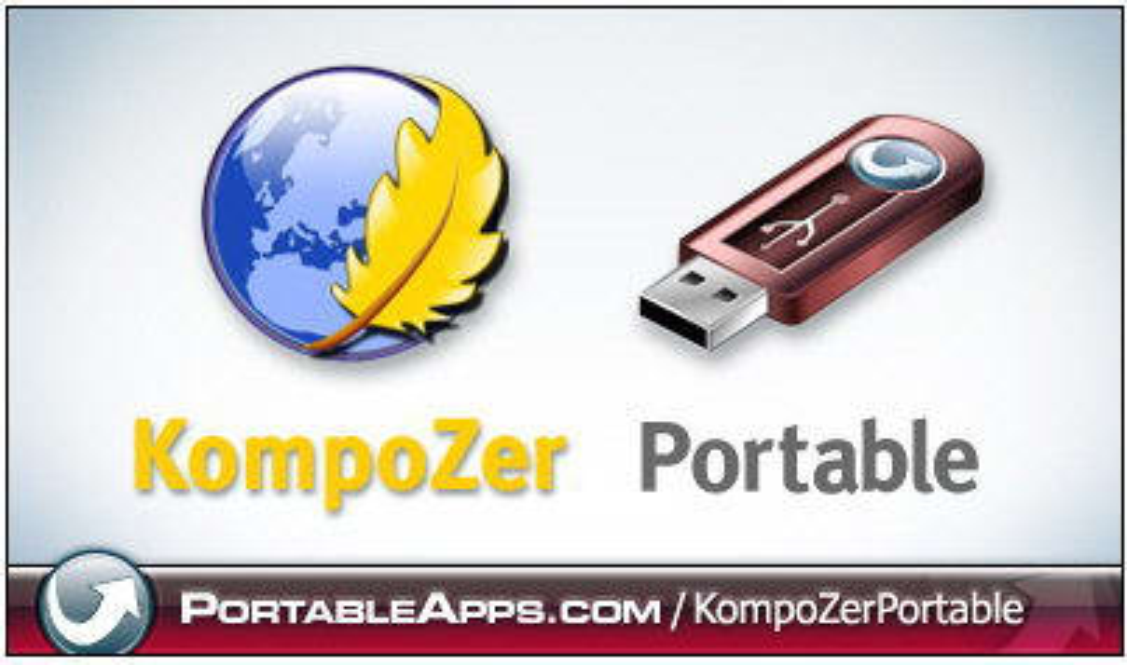 KompoZer Portable