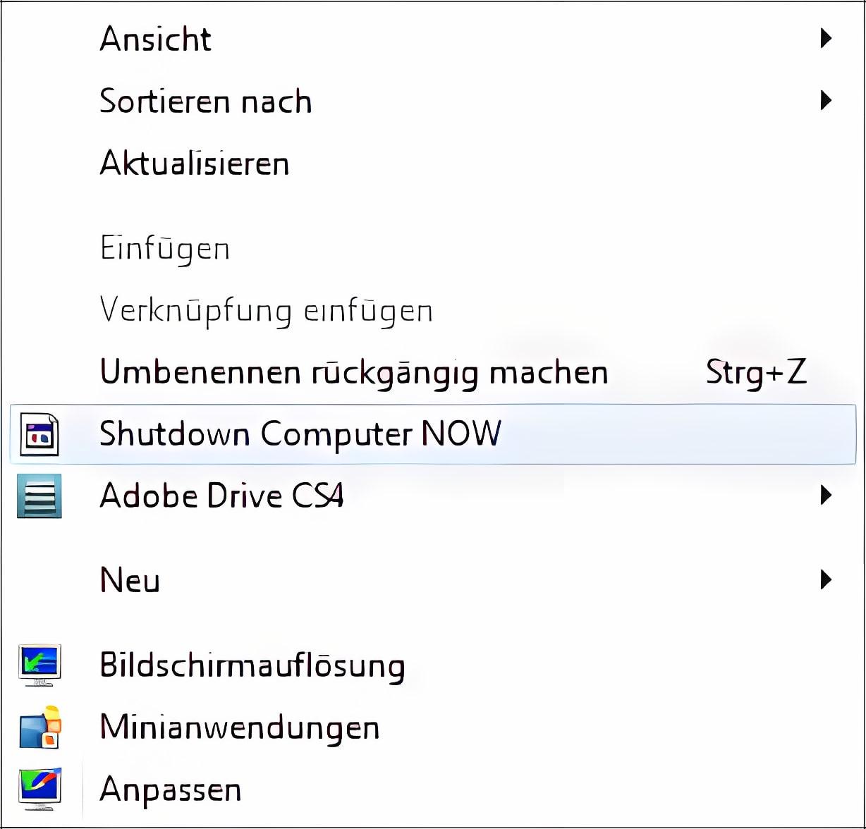Context Menu Editor for Windows 7 & Vista
