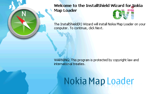 Nokia Map Loader