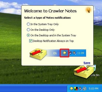 Crawler Notes