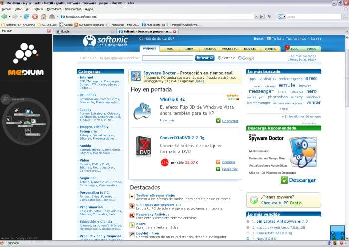 Me.dium for Firefox