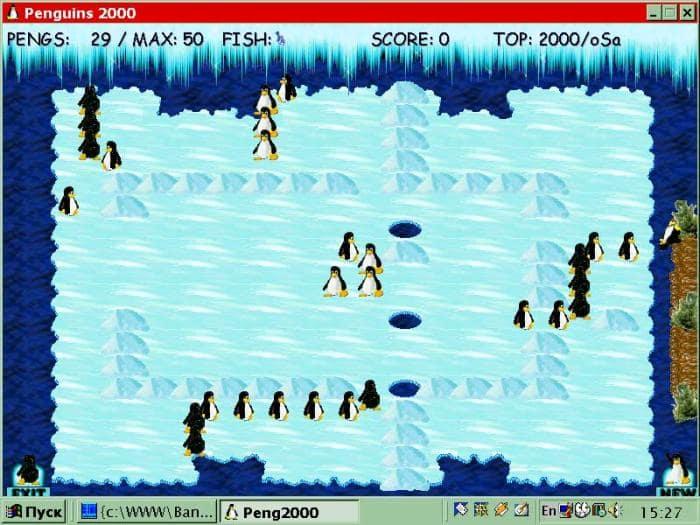 Penguins 2000