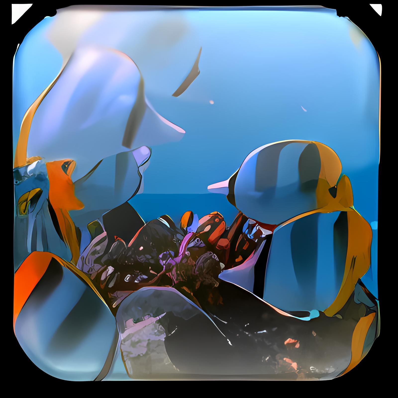Aquarium Widget