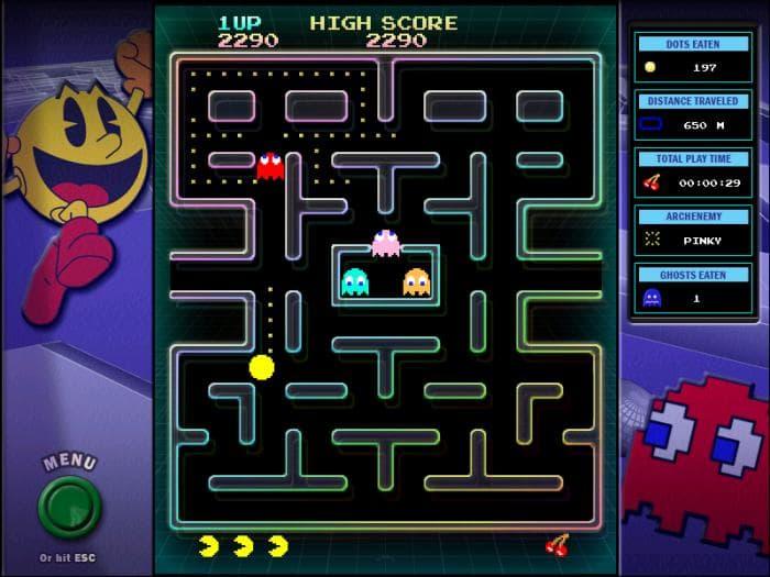 Namco All-Stars Pac-Man